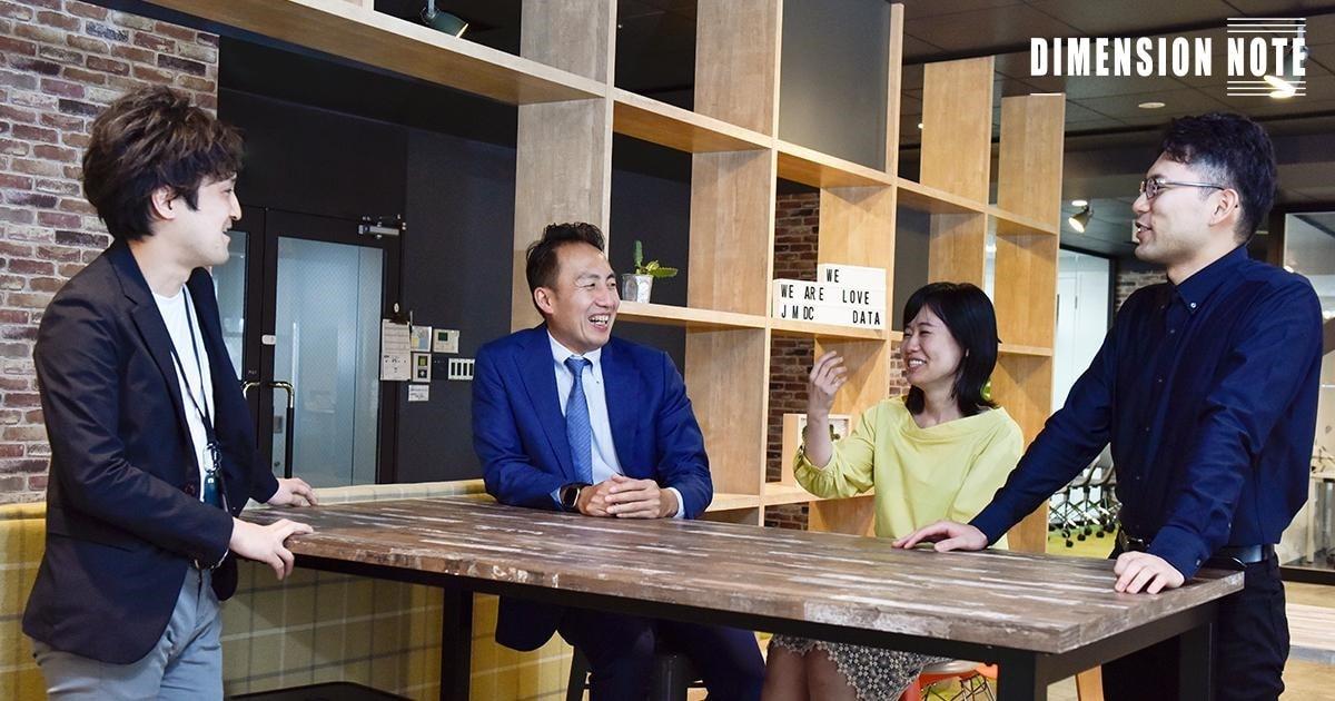 買収からの社長就任、そして急成長。PMI成功の舞台裏にあった「出会い」 とは JMDC 松島陽介社長(第3話)
